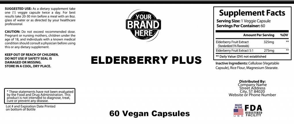 Elderberry-Plus