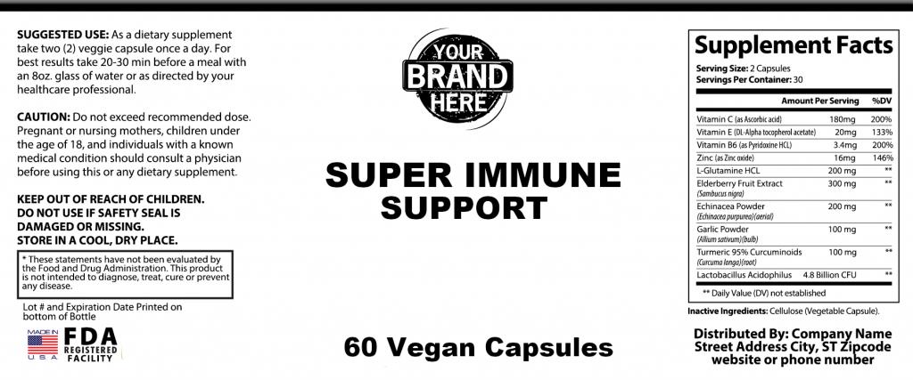 Super-Immune-Support