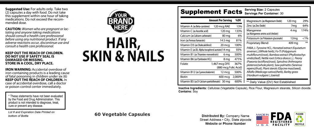 Hair-Skin-Nails-Private-Label-Supplement