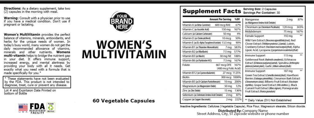 Womens-Multivitamin-supplement